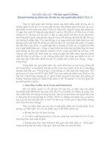 Tài liệu Giải phẫu thẩm mỹ - Vết thẹo người Á Ðông Khuynh hướng tự nhiên hay do bàn tay của người giải phẫu? (Phần I) ppt