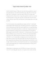 Tài liệu Nghệ thuật khích lệ nhân viên pdf