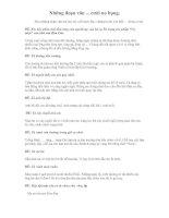Bài soạn NHỮNG ĐOẠN VĂN CƯỜI VỠ BỤNG