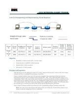 Tài liệu Lab 4.2.3 Suspending and Disconnecting Telnet Sessions doc