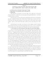 MỘT số đề XUẤT NHẰM HOÀN THIỆN tổ CHỨC ỨNG DỤNG KTQT QUÁ TRÌNH TIÊU THỤ và kết QUẢ TIÊU THỤ tại CÔNG TY điện máy & kỹ THUẬT CÔNG NGHỆ