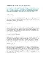 """Tài liệu """"Luật bất thành văn"""" trong việc quản lý hoạt động theo nhóm ppt"""