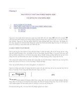 Tài liệu Nguyên liệu thứ hai nhiệt động học_chương 2 doc