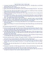 Bài giảng Một số bài toán về tư duy tổng hợp