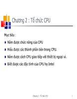 Tài liệu Hợp Ngữ ASM-Chương 02-Tổ chức CPU-Cơ chế định vị địa chỉ docx