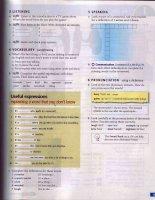 Tài liệu New english file pre - intermediate student''''s book part 2 pdf