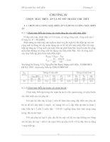 Tài liệu Đồ án môn học - Thiết kế lưới điện trên doc