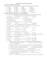 Bài soạn HSG huyện anh 22