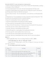 Tài liệu Bài tập môn kế toán tài chính doc