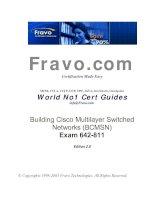 Tài liệu Fravo Cisco 642-811 2.0 pptx