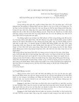 Tài liệu Đồ án môn học:Trí Tuệ Nhân Tạo - Đề tài: tổng quan về mạng nơ ron và các ứng dụng. docx