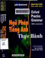 Ngữ pháp tiếng anh thực hành (bản dịch oxford practice grmamar with answer) - john eastwood