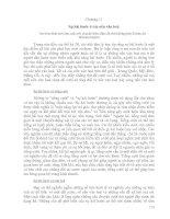 Tài liệu Giáo trình về Văn hóa kinh doanh quốc tế Chương 11+12 pdf