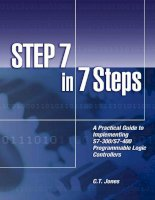 c.t. jones - step 7 in 7 steps