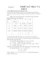 Tài liệu THIẾT KẾ HỆ THỐNG DẪN ĐỘNG XÍCH TẢI, chương 6 ppt