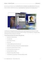 Tài liệu Cơ bản về Layer Photoshop CS doc