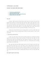 Chapter 22 TUYỂN DỤNG, LỰA CHỌN VÀ ĐÀO TẠO NHÂN VIÊN BÁN HÀNG