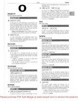 Tài liệu Longman Phrasal verbs Dictionary_ Chương 2.8 pptx