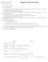 Bài giảng Phụ đạo vật lí 12- tuần 21+22(chương 5)