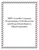 Tài liệu MIPS Assembly Language Programming CS50 Discussion and Project Book Daniel J. Ellard September pdf