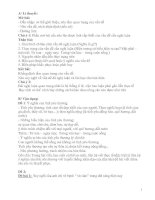 Bài soạn 8 de và DA van nghi luan 9 Vinh Phuc