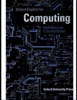 Tài liệu Oxford English for Computing pptx