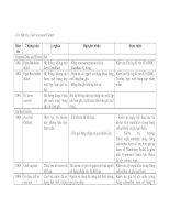 Tài liệu Hồ sơ thiết kế lắp đặt hệ thống VoIP Clarent_ Phần Phụ lục docx