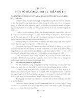 Tài liệu Giáo trình toán rời rạc - Chương 5 ppt