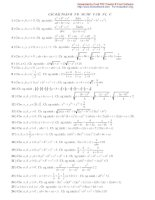 Tài liệu 40 bài bất đẳng thức chọn lọc ppt