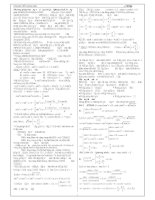Tài liệu Chuyên đề luyện thi ĐH phần lượng giác pdf