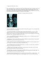 Tài liệu 10 nguyên tắc lãnh đạo cơ bản doc
