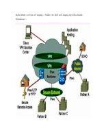 Tài liệu Kiến thức cơ bản về mạng - Phần 16: Kết nối mạng hệ điều hành Windows doc