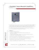 Tài liệu ClearGain® Tower-Mounted Amplifiers pdf