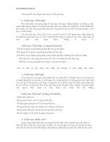 Tài liệu KỸ NĂNG LÃNH ĐẠO VÀ QUẢN TRỊ 3 doc
