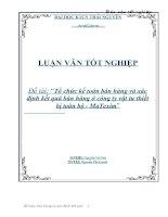 Tài liệu Báo cáo tốt nghiệp