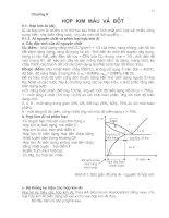 Tài liệu Chương 6 : Hợp kim màu và bột pdf