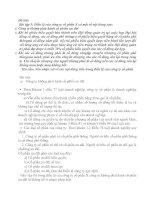 Tài liệu Bài thảo luận pháp luật ppt