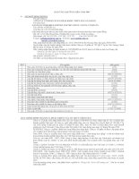 Tài liệu CTy Thủy Sản An Giang - BÁO CÁO THƯỜNG NIÊN NĂM 2007 doc