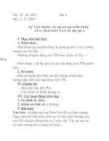 Tài liệu Địa lý lớp 6 bài 6 ppt