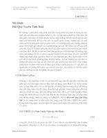 Tài liệu Giáo trình kinh tế lượng (Chương 3) docx