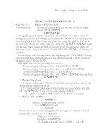 Bài giảng Mot so phuong phap tim GTNN, GTLN