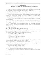 Tài liệu Giáo trình Kinh tế đầu tư Chương 6 pptx