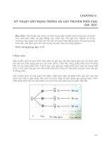 Tài liệu Giáo trình sinh sản gia súc - chương 5 pdf