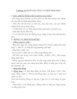 Tài liệu giáo trình vật liệu cơ khí, chương 10 docx