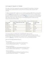 Tài liệu An Example of Using the Get* Methods phần 1 pdf