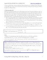 Tài liệu Tài liệu tham khảo về toán học doc