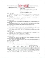 Tài liệu Bộ đề thi học sinh giỏi quốc gia P2 cực khó pdf