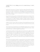 Tài liệu IDIOMS LESSON 051 doc
