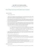 Tài liệu Đề nghị cấp lại chứng chỉ hành nghề kinh doanh chứng khoán ppt