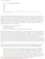 Tài liệu TCP/IP Network Administration- P4 docx